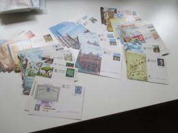 Spanien Posten Ganzsachen Karten  1980er - 1990er Jahre Insgesamt 123 Stück! Ungebraucht. Stöberposten! - Ganzsachen