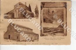28592–ln NOVARA 1936 OLEGGIO BASILICA DI SAN S. MICHELE CHIESA CHURCH - Novara