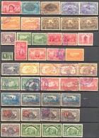 Costa Rica - 1926 - > 1948 - Lots Timbres Oblitérés - Nºs Dans Description - Costa Rica