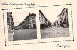 ¤¤    -   BOURGOIN   -  Rue De La République  -  Avenue Ambroise-Genin  -   ¤¤ - Bourgoin