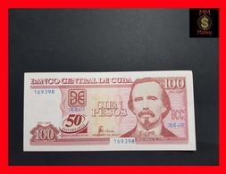 Cuba 100 Pesos 2000 P. 120 UNC *COMMEMORATIVE RARE* - Cuba