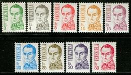 1987 VENEZUELA: Simón Bolívar - Venezuela