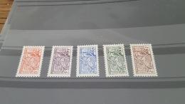 LOT 410178 TIMBRE DE MONACO NEUF* N°415 A 419  VALEUR 42,5 EUROS - Monaco