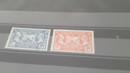 LOT 410194 TIMBRE DE FRANCE NEUF** LUXE N°244/245 VALEUR 12 EUROS - France