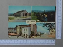 PORTUGAL - VARIOS ASPECTOS -  ARGANIL -   2 SCANS  - (Nº24605) - Coimbra