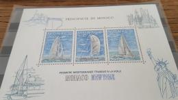 LOT 410232 TIMBRE DE MONACO NEUF** LUXE - Monaco