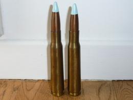 Cartouches 12,7x99 Démilitarisées - Armes Neutralisées