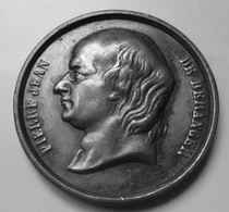 Pierre Jean De Beranger 1780-1857 - Royal / Of Nobility