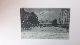 PARIS (75)   Gare De L'Est   1898 - Métro Parisien, Gares