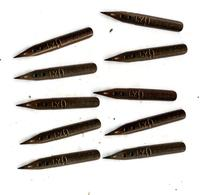 Lot 10 Plume Heintze Ly9 - Pens