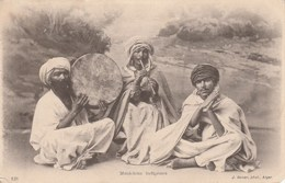 TUNISIE Musiciens Indigenes 552H - Tunisie