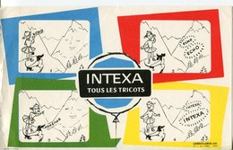 BUVARD INTEXA Tous Les Tricots - Textile & Clothing