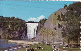 Canada > Quebec > Québec - Montmorency Falls, Used - Chutes Montmorency