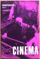 L'Avant-scène CINEMA N° 228 > Friedrich MURNAU : NOSFERATU / Carl Theodor DREYER : VAMPYR - Cinema