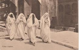 TUNISIE Filles Arabes 553H - Tunisie