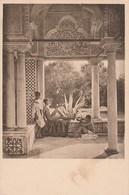 TUNISIE Au Palais Arabe 554H - Tunisie