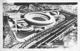 ¤¤    -  BRESIL   -  Carte-Photo  -  RIO-de-JANEIRO   -  Estadio Municipal  -  Stade , Sport     -   ¤¤ - Rio De Janeiro
