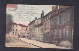 Vente Immediate Wassy Rue Du College (Ed. Alexandre  Rehaussee à La Gouache Par Suzanne Vincent  ) - Wassy