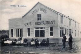 Ypres - British Tavern - Café Restaurant - Grand' Place - Ieper