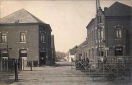 Oud-Heverlee - Sint-Joris-Weert - Weert St. Georges - Carte-Photo Mère - Le Passage à Niveau - Oud-Heverlee
