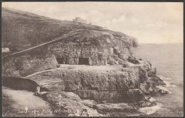 Tilly Whim Caves, Swanage, Dorset, 1909 - Frith's Postcard - Swanage