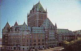 Canada > Quebec > Québec - Château Frontenac, Used - Québec - Château Frontenac