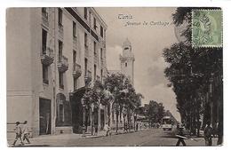 TUNISIE - TUNIS - Avenue De Carthage - Tunisie