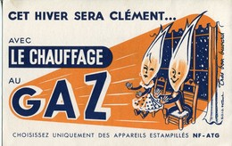 BUVARD Le Chauffage Au Gaz - Electricity & Gas