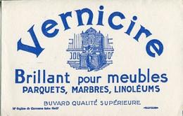BUVARD VERNICIRE Brillant Pour Meubles Parquets Marbres Linoléums - Wash & Clean