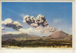 NEW ZEALAND  MOUNT NGAURUHOE VOLCANO VULCANO VULKAN  NICE STAMP - Nouvelle-Zélande