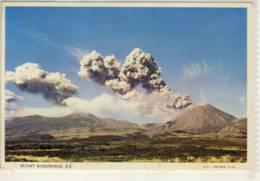 NEW ZEALAND  MOUNT NGAURUHOE VOLCANO VULCANO VULKAN  NICE STAMP - Nuova Zelanda