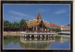 THAILAND  THE SUMMER PALACE OF BANG PA-IN  AYUTHAYA - Thailand