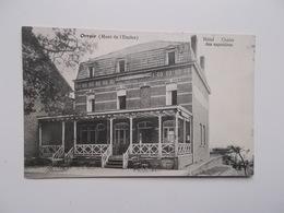 ORROIR ( Mont De L'Enclus) Hôtel, Chalet Des Sapinières  1912 -- NO  REPRO - Kluisbergen