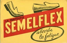 BUVARD La Pantoufle SEMELFLEX Absorbe La Fatigue - Shoes