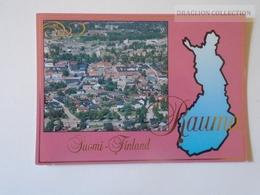 D160878 Suomi Finland -Rauma Raumo - Finland