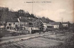 ¤¤  -  AUVERS-sur-OISE  -  CHAPONVAL   -  La Rue Marceau   -  ¤¤ - Auvers Sur Oise