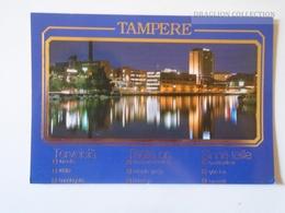 D160882 Suomi Finland  TAMPERE - Finland