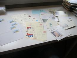 Belgien Posten GA Karten / Umschläge Ca. 1975  - 2005 Insgesamt 210 Stück Ungebraucht Und Z.T. Gelaufen! Lagerposten - Sammlungen
