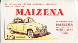 BUVARD MAIZENA + Auto SIMCA - Food