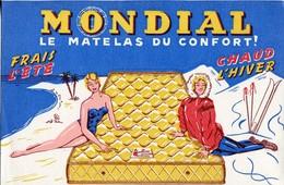 BUVARD MONDIAL Le Matelas Du Confort - Blotters