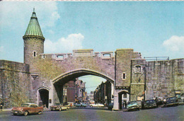 Canada > Quebec > Quebec, St. John Gate, La Porte St. Jean, Car, Mint - Québec – Les Portes