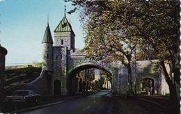 Canada > Quebec > Quebec, St. John Gate, La Porte St. Jean, Car, Used 1984 - Québec – Les Portes