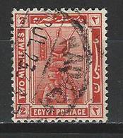 Ägypten SG 86, Mi 65 Used - 1915-1921 Protectorat Britannique