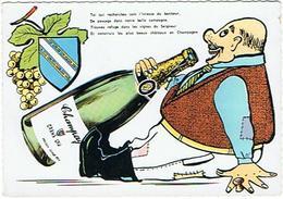 CARTE CHAMPAGNE   A QUELLE SOIF    ****   A  SAISIR ***** - Champagne-Ardenne