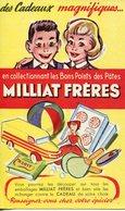 BUVARD MILLIAT Frères Bons Points - Blotters