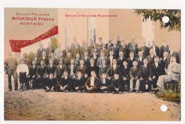 Scherpenheuvel: Groupe D' Ouvriers Rosiéristes. - Scherpenheuvel-Zichem