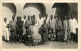 Pays Div : Ref M296- Haute Volta - Burkina Faso -ouagadougou -moro Naba Et Ses Serviteurs - Carte Bon Etat - - Burkina Faso