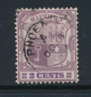 MAURITIUS, Postmark PHOENIX - Maurice (...-1967)