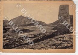 28596–ln BERGAMO 1941 MEZZOLDO PASSO SAN S. MARCO ANIMATA - Bergamo