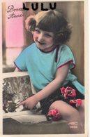 ENFANTS 324 : Bonne Année : édit. ABC 2624 - Children